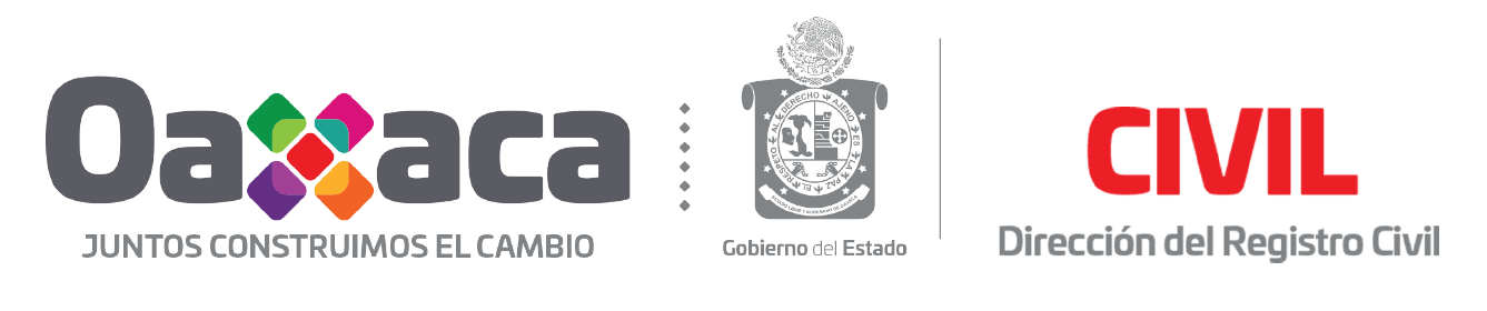 Registro Civil Oaxaca